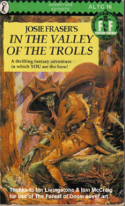 image of valley of the trolls - josie fraser