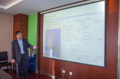 Seminar at NHRI