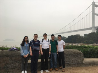 Visiting Hukuo Waterway