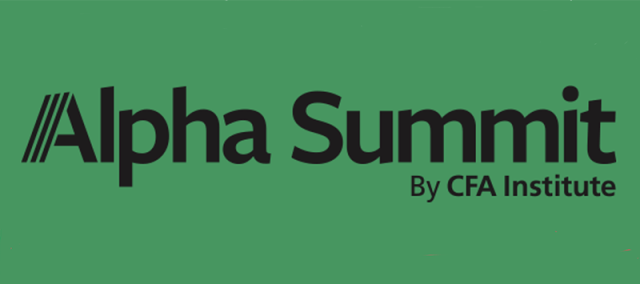 Promo for Alpha Summit