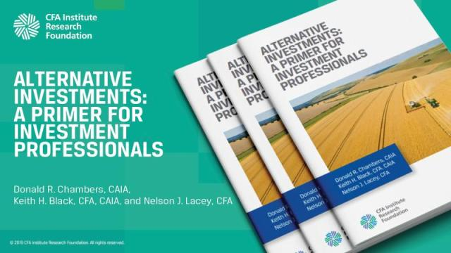 Advertising Tile for Alternative Investments: A Primer for Investment Professionals