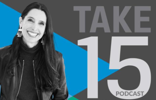 Take 15 Podcast Tile