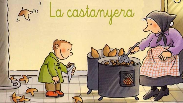 El entrañable personaje de la Castanyera via Colegio Arnauda