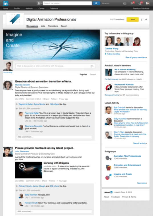 business networking tips - #8 use social media like LinkedIn