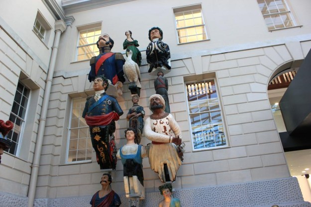 Ship's Figureheads in the National Maritime Museum