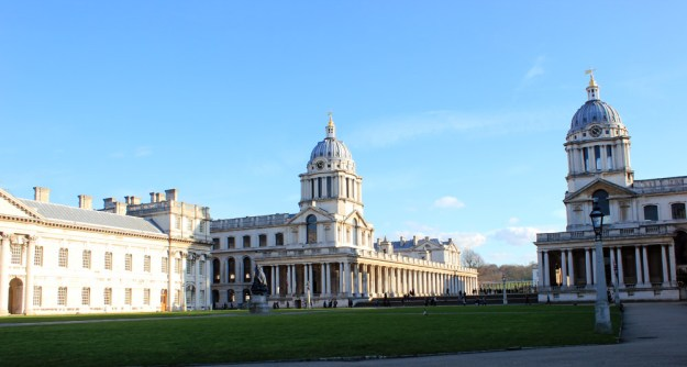 Wren's Royal Naval Hospital has provided backdrops for several films.