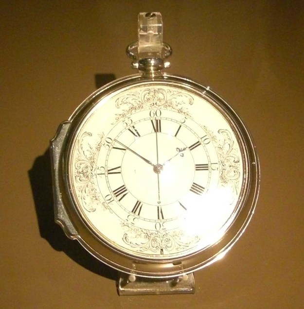 Harrison's Chronometer H4 - Which Proved the Practicality of Chronometers to Determine Longitude at Sea
