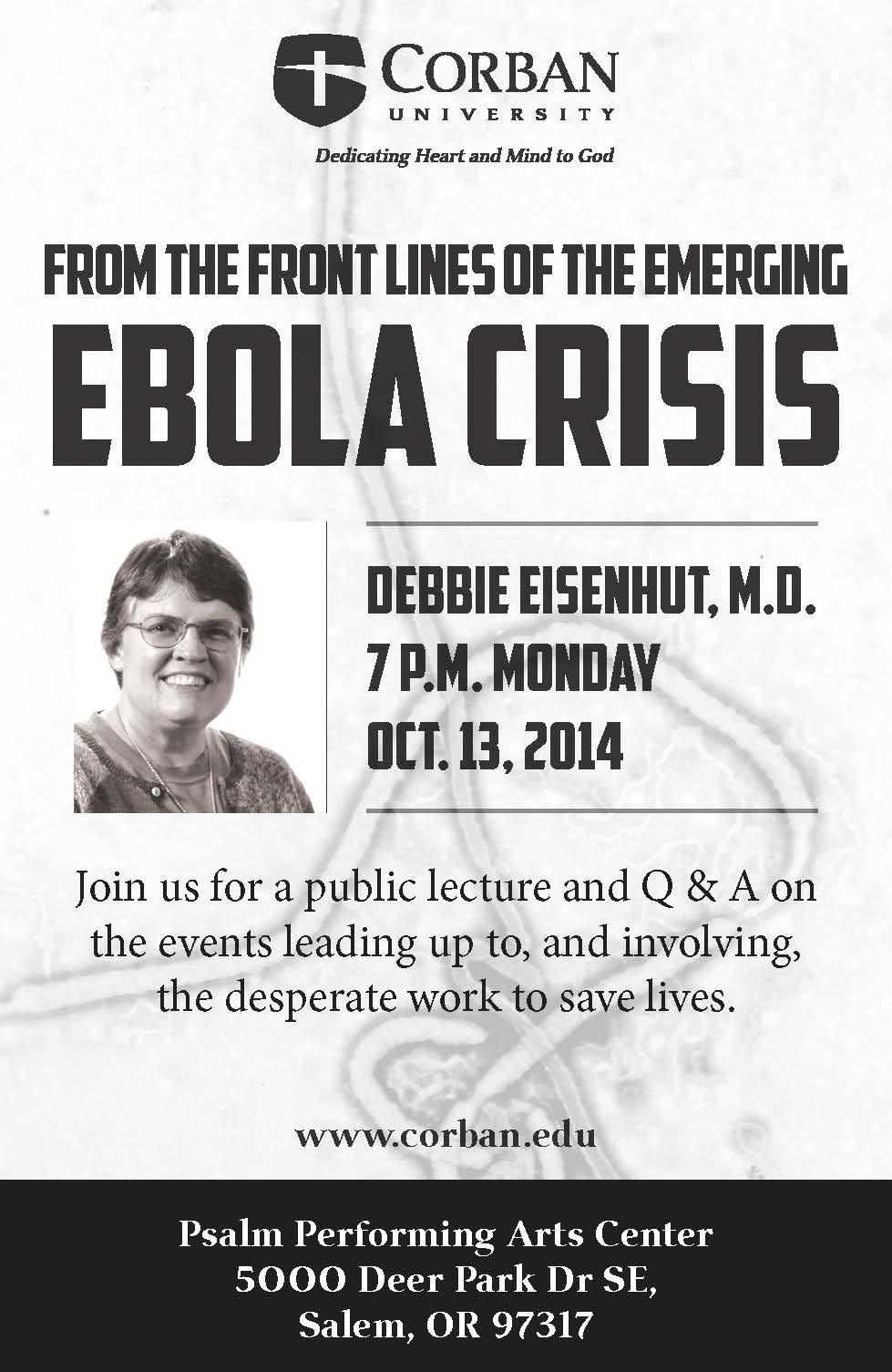 The Emerging Ebola Crisis