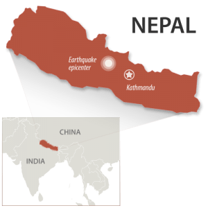 Please pray for 16 of our students from Nepal