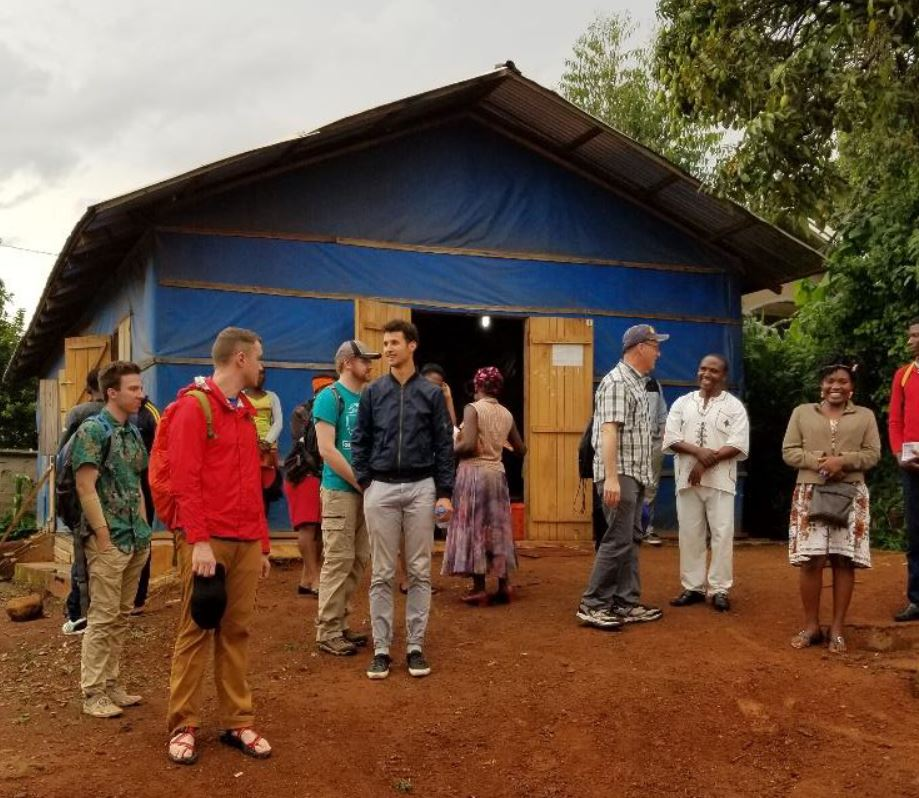 """A Joyful Return"": Pastor Training and Student Ministry in Cameroon"