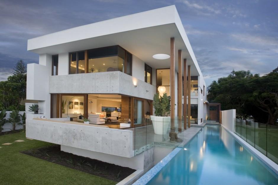 Villa De Luxe à L'australienne