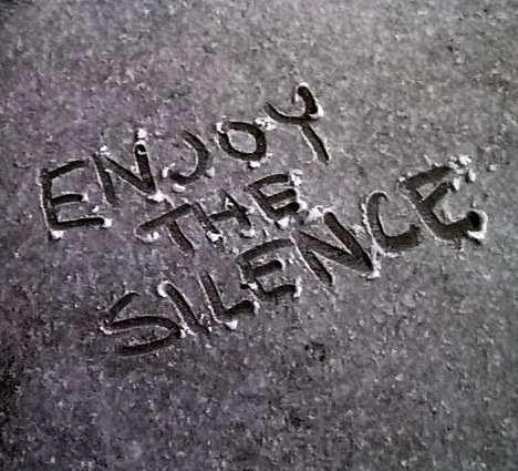 Image result for Embrace silence