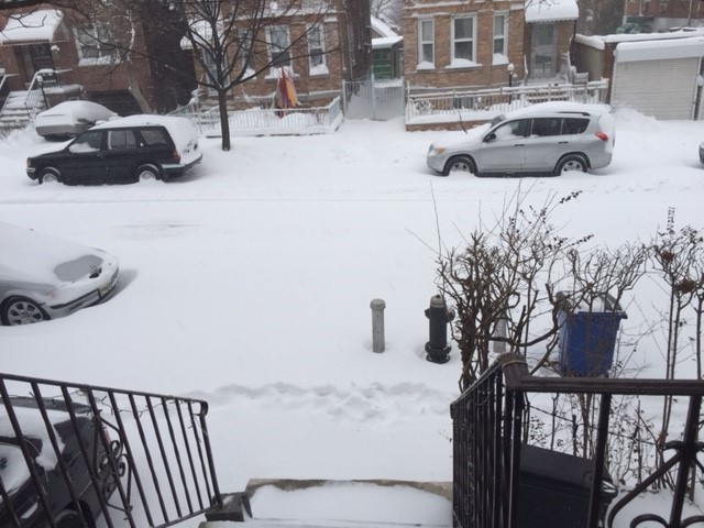 Here's what it looks like from Bronx, NY.
