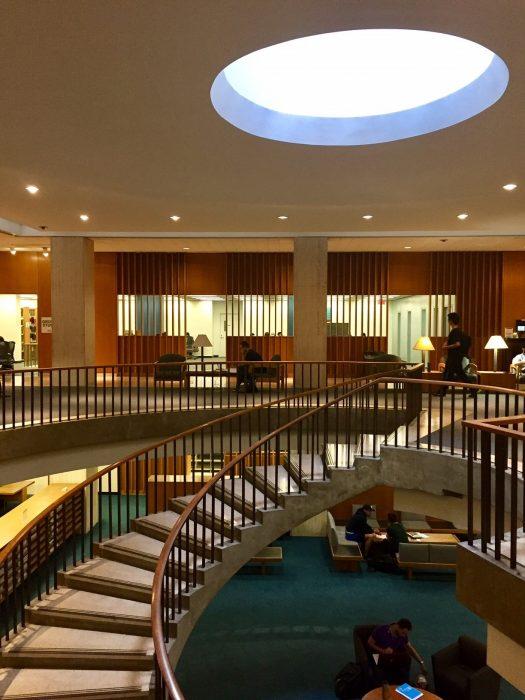 Lehman Library