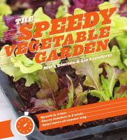 speedy vegetable garden