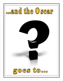 Oscar Blog