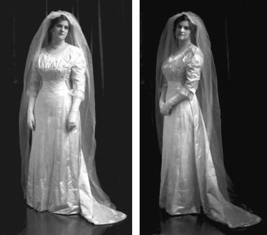 Gorman-Boggess Bride