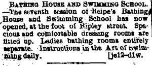 Riepe Swim School