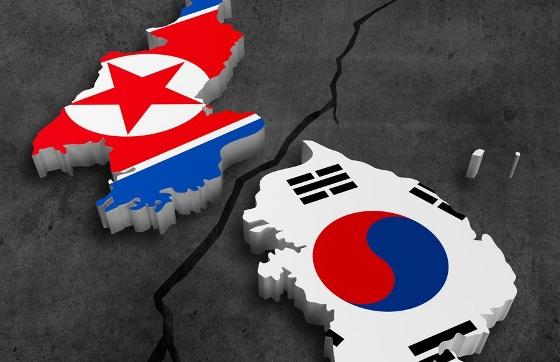 Resultado de imagem para coreia do norte coreia do sul