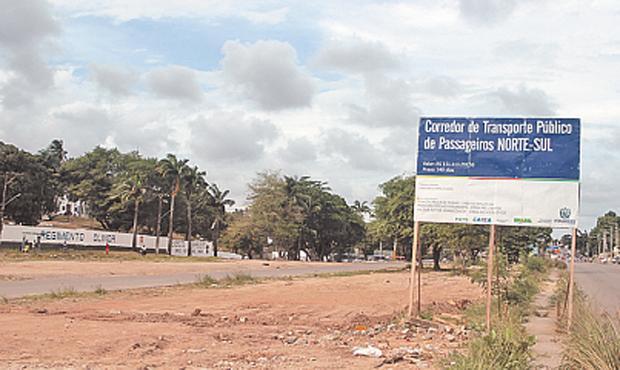 Obras corredor Norte/Sul - Ttrecho de Olinda - Foto: Nando Chiappetta