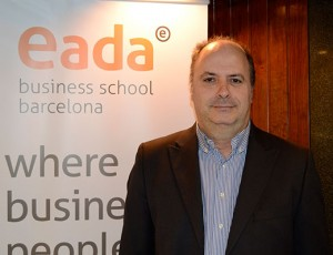 Franc Ponti, profesor del Centro de Innovación de EADA