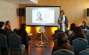 The EADA Career assessor Annemie Peeters talked at JOBarcelona17 about combining passion and work.