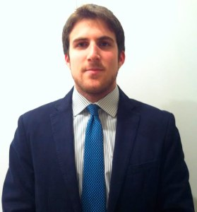 Giacomo D'Ayala, from Italy, is currently undertaking the EADA Master in Tourism and Hospitality Management.