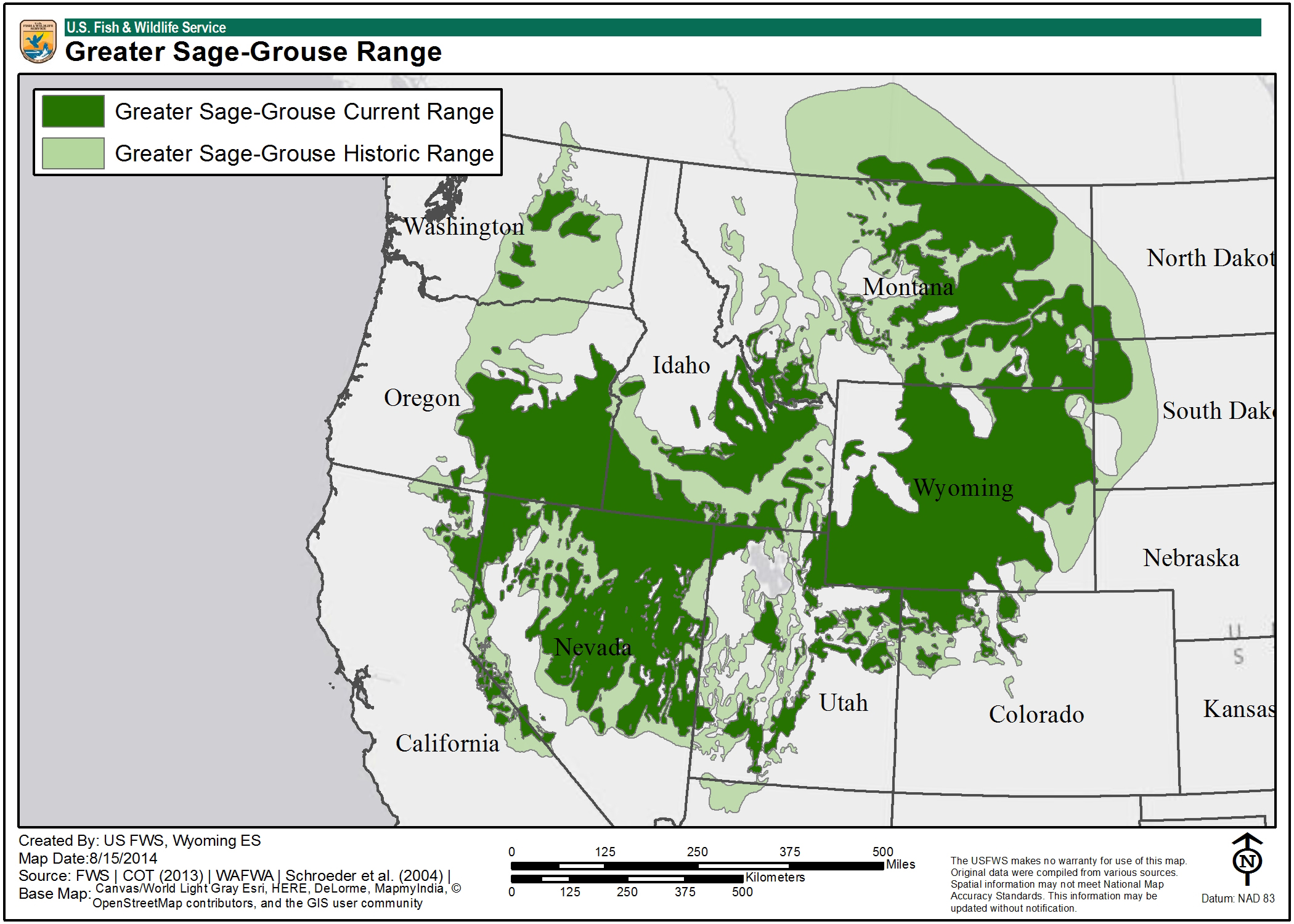 What S Next For The Greater Sage Grouse A Public Lands