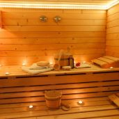 Edge hill sauna