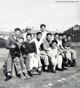 Boys on field