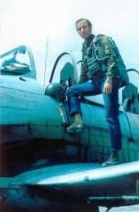 Gene Hamner, Raven 12 - Luang Prabang - 1972