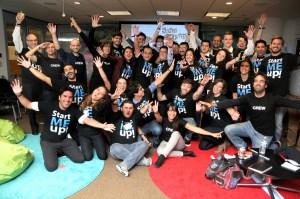 Emprendedores Silicon Valley