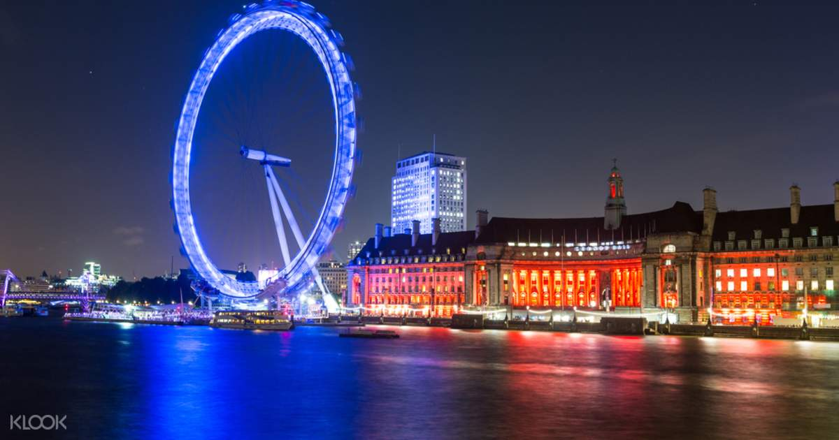 London Eye!