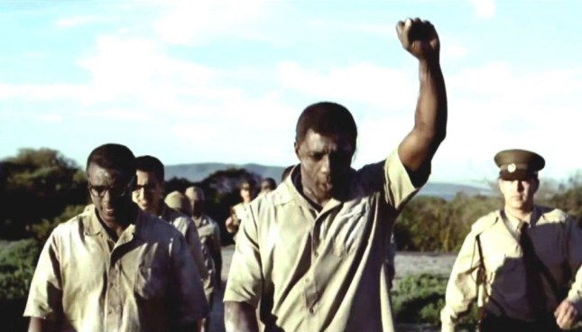 mandela, Idris Elba, Justin Chadwick, biopic, William Nicholson