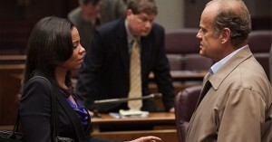 Sanaa-Lathan-Kelsey-Grammer-Boss-Through-and-Through