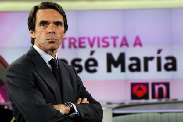 Jose-Maria-Aznar-durante-entrevista-Antena