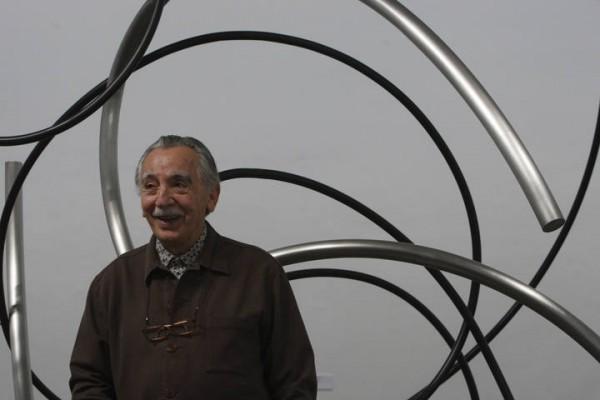 Exposicion de escultura de Andreu Alfaro en el Ivam