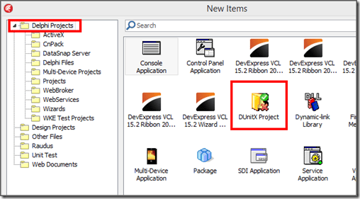 DUnitX_Project