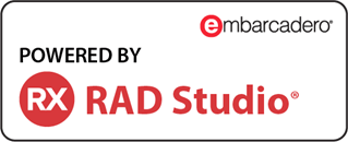 Powered by RAD Studio