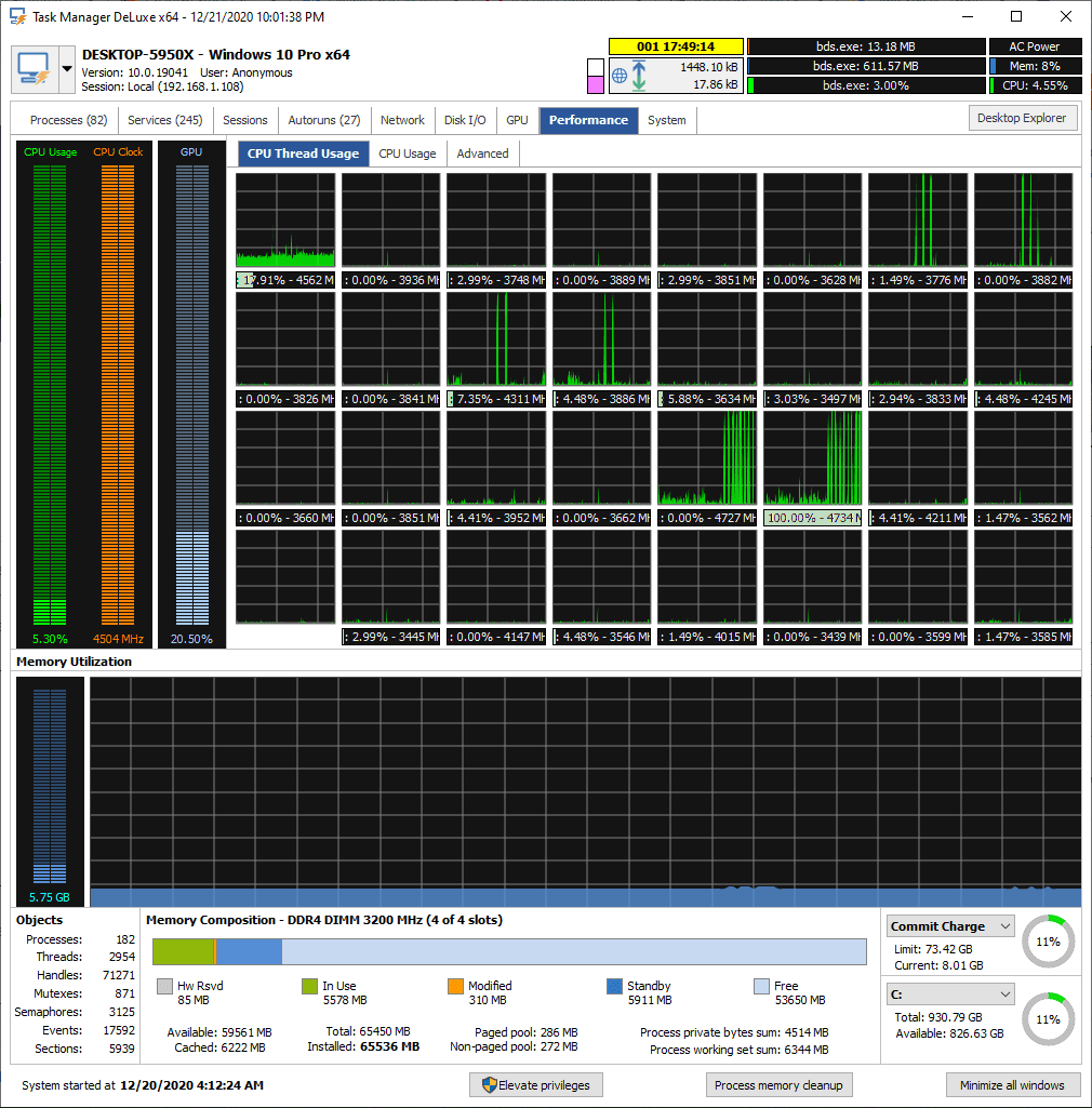 Compile 1 Million Lines Of C++ In ~2 Minutes With A 16 Core Ryzen 9 5950x