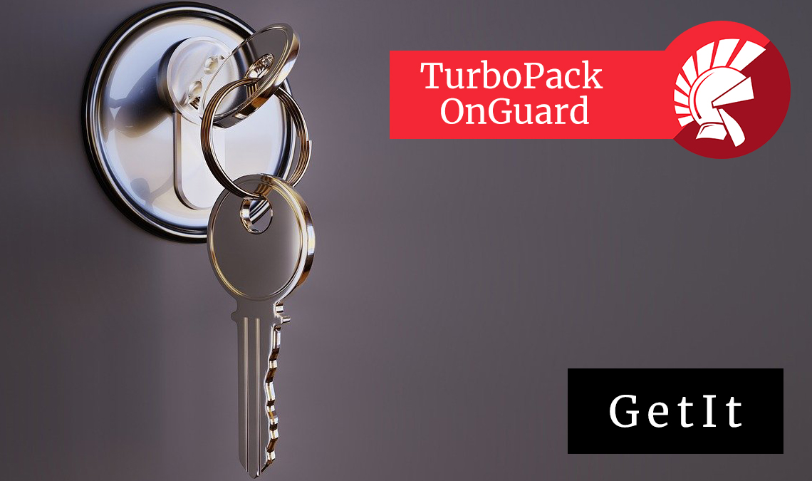 TurboPack OnGuard