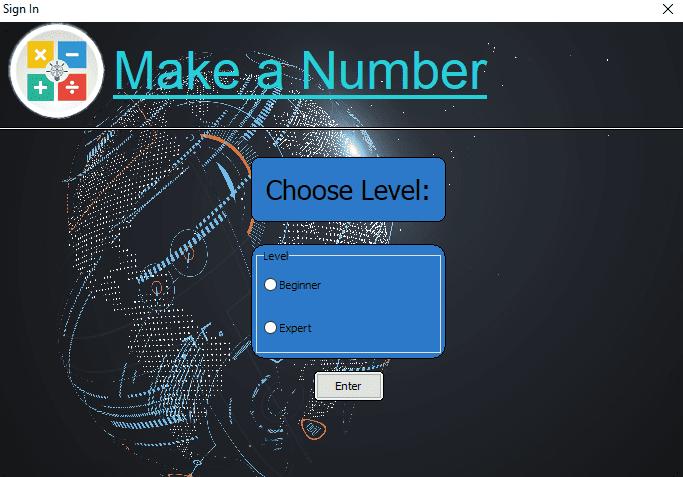 makeanumber2