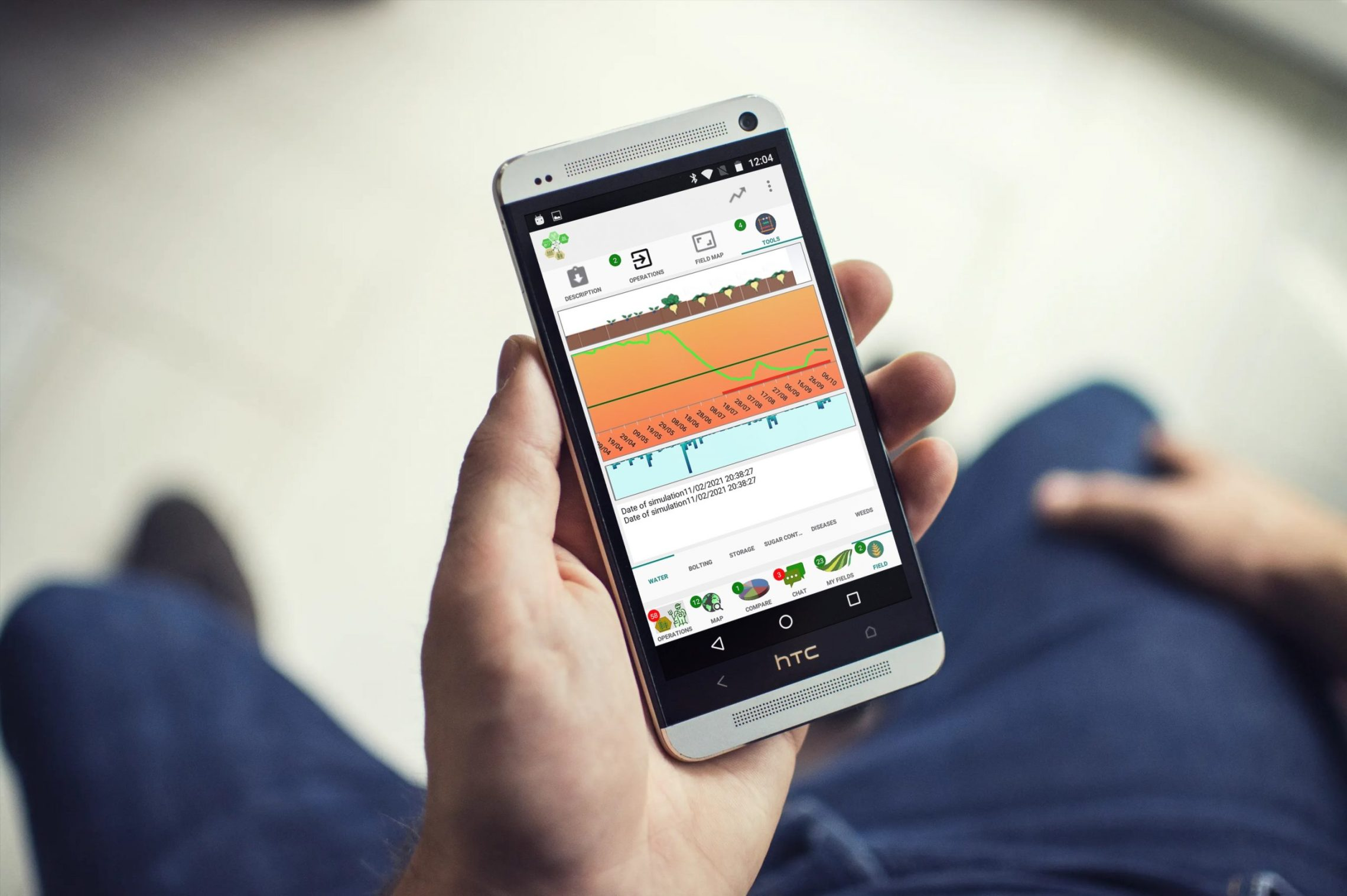 ShaYoFae: A Fantastic Mobile App That Helps Farmers Is Built In Delphi