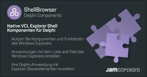 ShellBrowser Delphi Komponenten