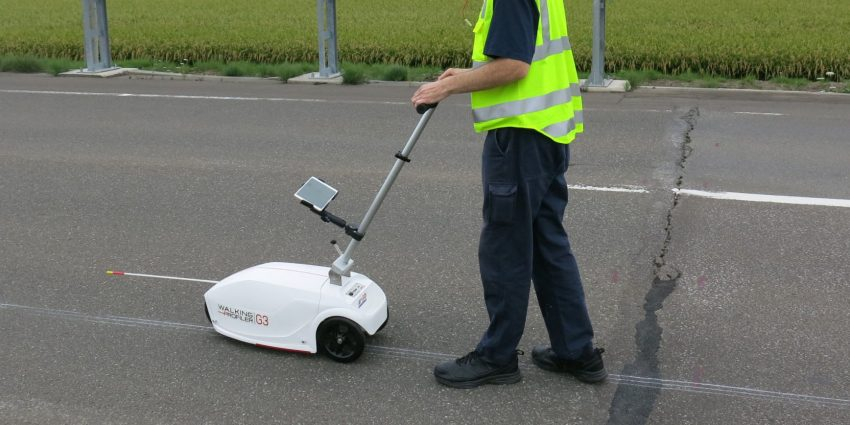 This High-Accuracy Walking Profiler Measures Reality - Walking Profiler G3