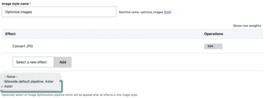 Optimize Image