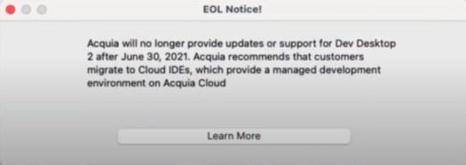 Alternatives to Acquia's DevDesktop For Local Drupal Development