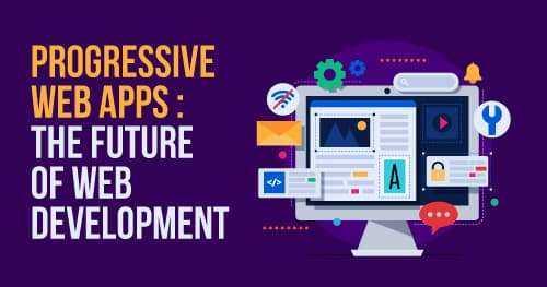 progressive web app features