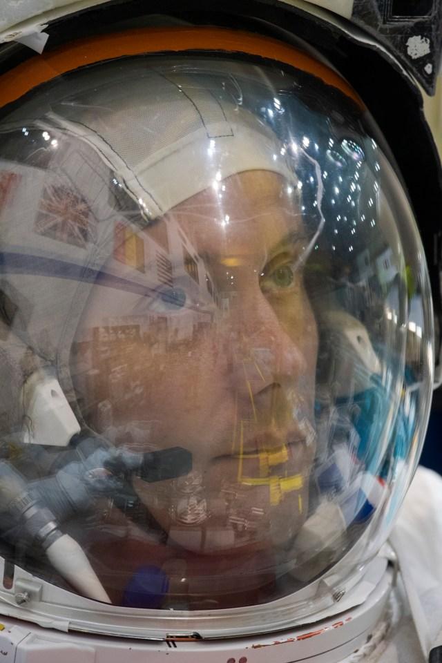 ESA astronaute Thomas Pesquet ESA–Stephane Corvaja, 2016