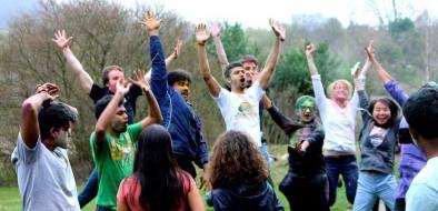 InSAZ Holi Celebration (Apr, 2016)
